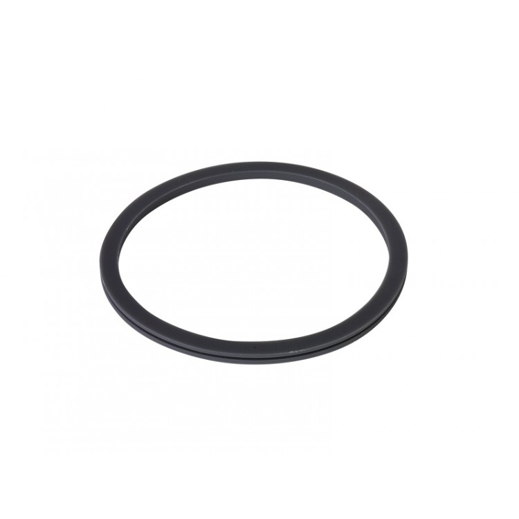 Sealing ring for the steamer attachment
